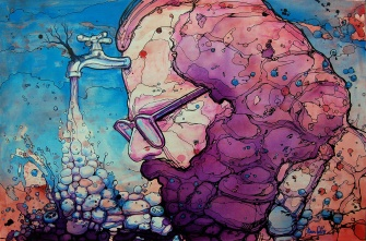Allen Gisberg's Phanopoeia - Mind Is Shapely, Art Is Shapely sm